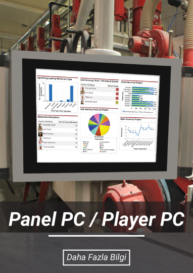 Panel ve Player PC